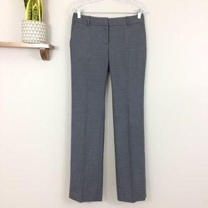 J. Crew Super 120s 1035 Wool Gray Pants Trousers